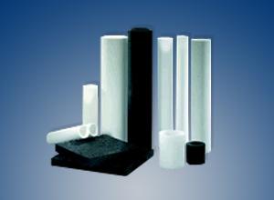Porous Plastic Sheet Slab Genpore